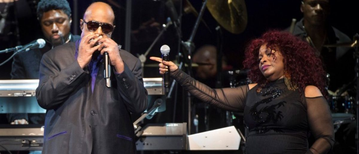 Stevie Wonder: Black People Can't Kill Each Other And Then Say 'Black...