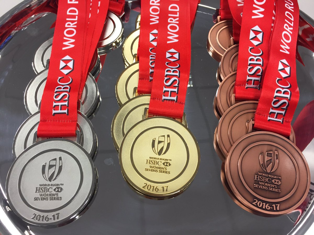 🥇- @BlackFerns  🥈- @Aussie7s  🥉- @RugbyCanada  #Clermont7s #HSBC7s htt...