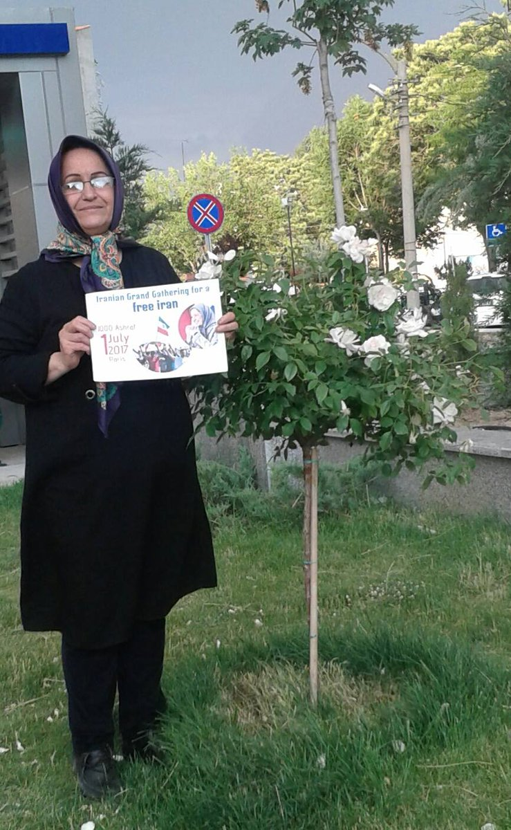 Support a democratic alternative in the National Council of Resistance of #Iran.1st of July #Paris Villepinte #FreeIran #MaryamRajavi<br>http://pic.twitter.com/IgyM1WbWgj