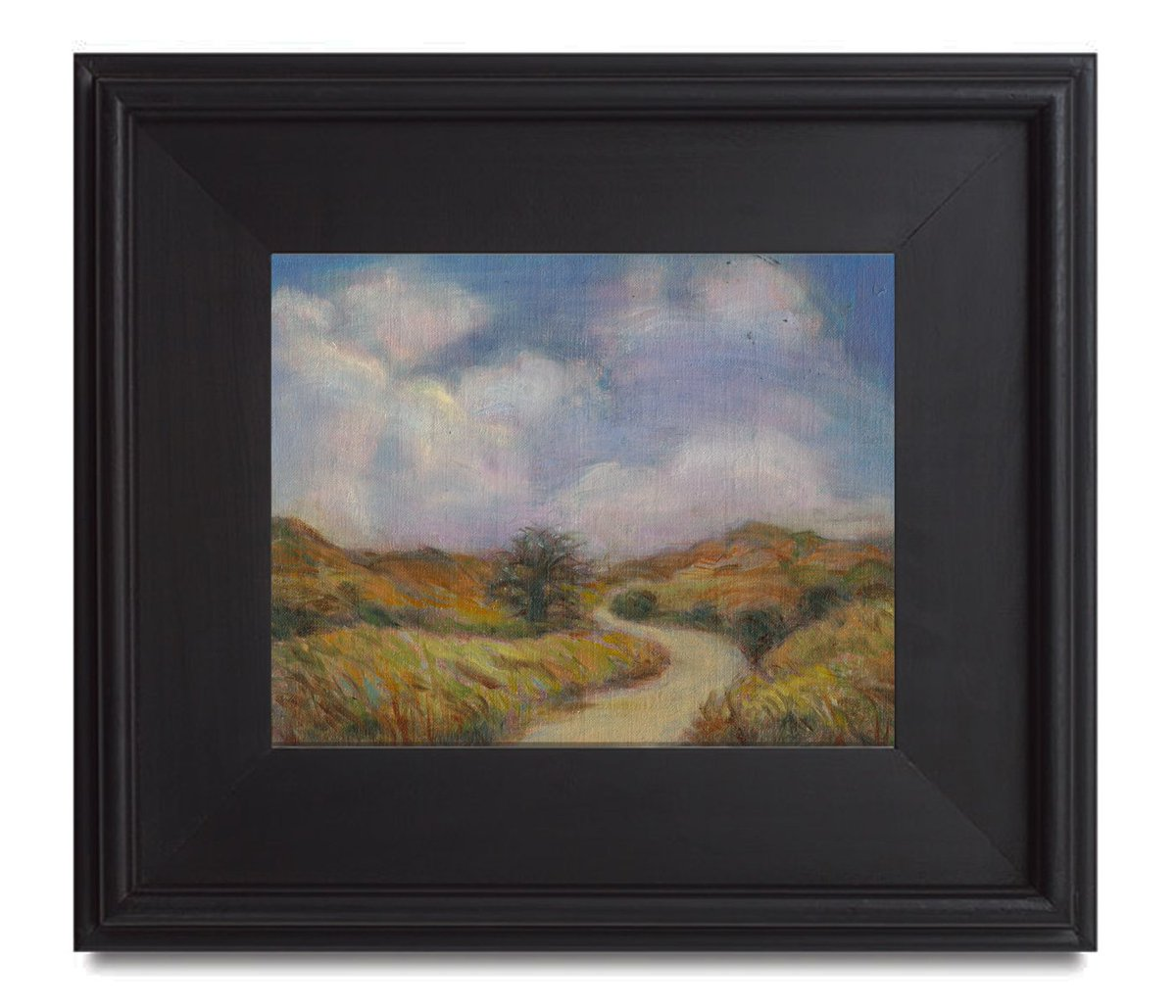 Deukmajian Wilderness Park Trail Study  http:// ow.ly/sMSq308e4S0  &nbsp;   #landscape #painting #study #wilderness #trail #art #interiordecor<br>http://pic.twitter.com/gKltFkqWp4