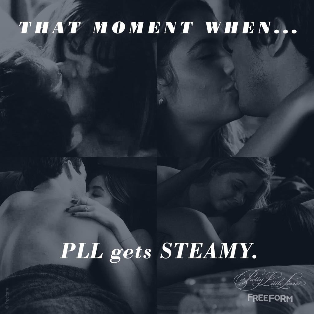 Will your fave couples be endgame? Find out Tuesday. #PLLGameOver http...