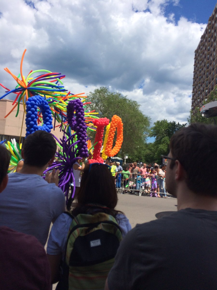 Chicago pride was amazing https://t.co/L2WywvhACc