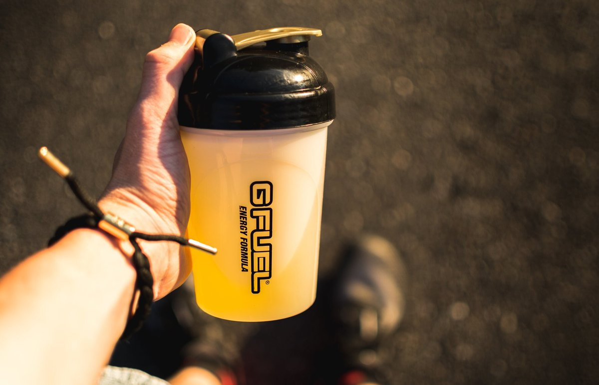 Funday Sunday done right - With #GFUEL  https://t.co/1qjaKDf0e0 ☀️ htt...