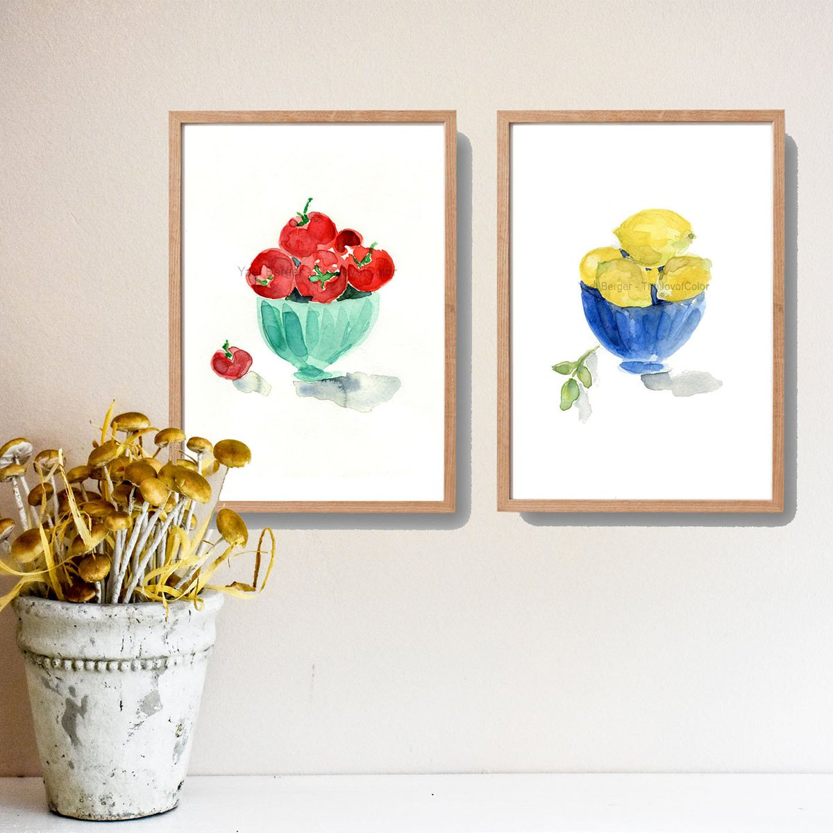 Kitchen art prints tomatoes and lemons   https://www. etsy.com/thejoyofcoor/l isting/495583681/two-kitchen-art-2-prints-set-tomatoes-in?ref=pr_shop &nbsp; …   #kitchen #kitchenart #tomatoes #lemons #fresh #home #artwork #art #foodie<br>http://pic.twitter.com/DOVfhVD4lL