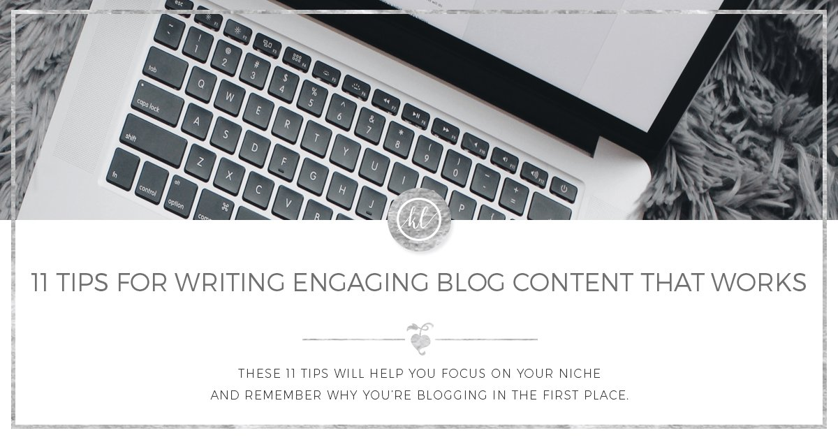 11 Tips for Writing Engaging Blog Content that Works  http:// bit.ly/2s9LHuL  &nbsp;   #content #contentmarketing #contentstrategy #socialmedia<br>http://pic.twitter.com/EYuLFKRPt8