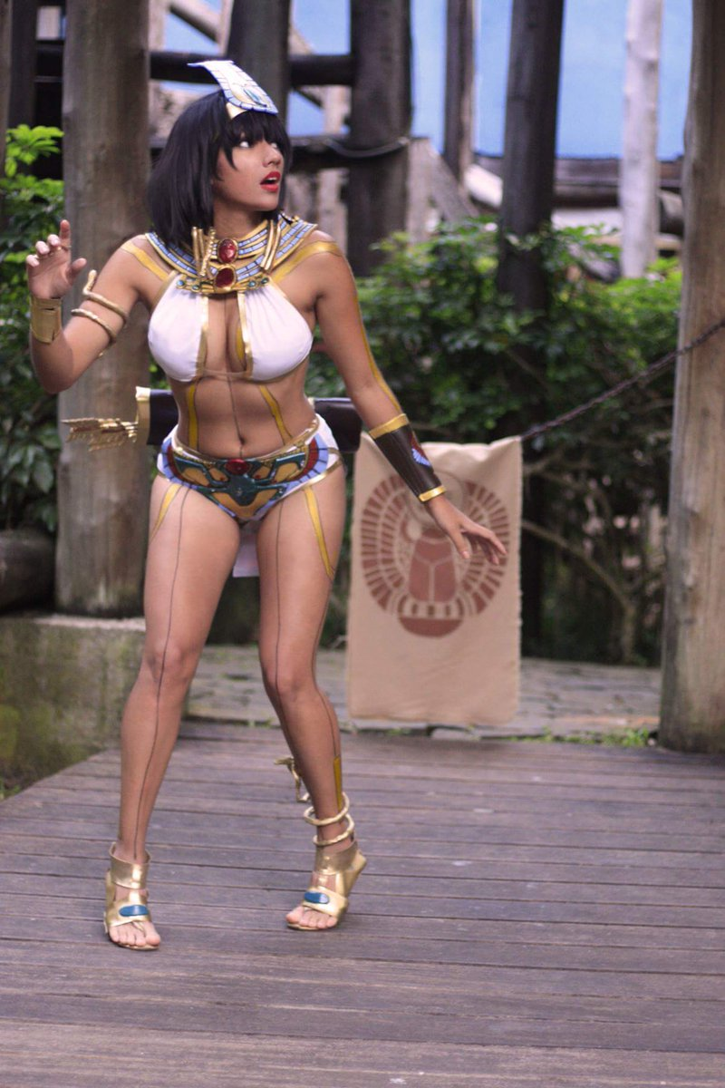 Neith cosplay ^-* #neith #cosplay #braziliancosplay #cosmaker #patreon #Smite<br>http://pic.twitter.com/4I8ZecYpSC
