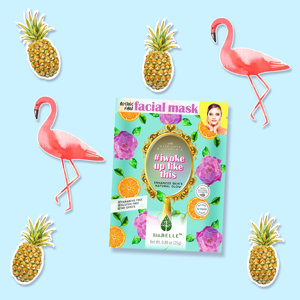 Get the Summer Glow you&#39;ve always wished with our #iwokeuplikethis Vitamin C mask Happy #selfcare Sunday beauties! <br>http://pic.twitter.com/MfUC2wVZ5K