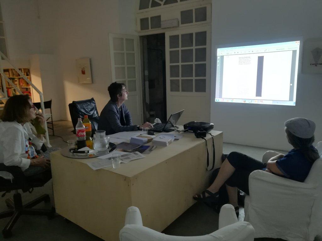 A discutere di bilanci e programmi #TriesteContemporanea #Trieste #contemporaryart