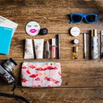 12 TRAVEL MUST-HAVES. Is it even a holiday without a cute beauty stash? https://t.co/HYKPdCybk1 #travel #beauty #weekend #makeup #explore