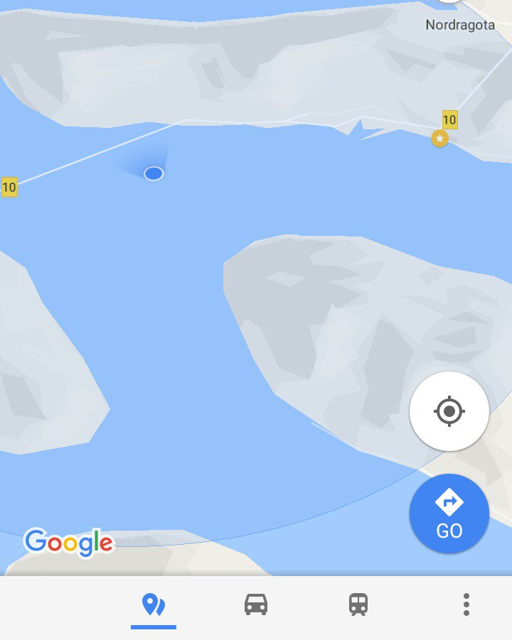 Google maps doesn&#39;t lie. You really can drive under the ocean when you&#39;re in the Faroe Islands #faroeislands  #travel #driving #googlemaps <br>http://pic.twitter.com/Ifsge6OCay