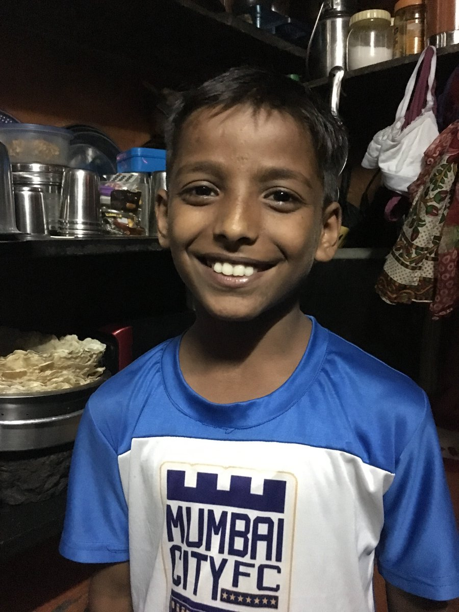 Sachin has lots to smile about.Selected by @oscar_NGO for #OscarUKTour &amp; #childsponsorship #lifechanging #charity  https:// mydonate.bt.com/fundraisers/os carchildsponsorship &nbsp; … <br>http://pic.twitter.com/KjYFSvggCG