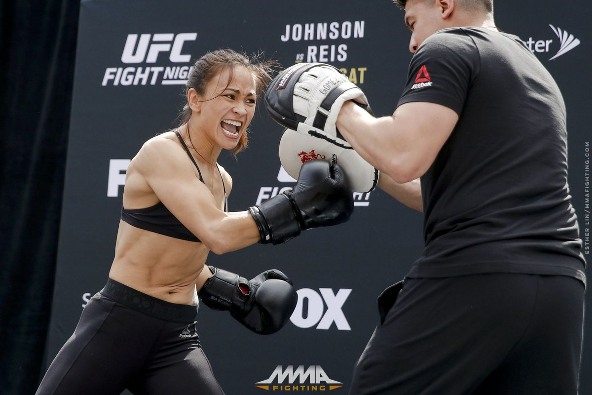 Twitter Michelle Waterson nude photos 2019