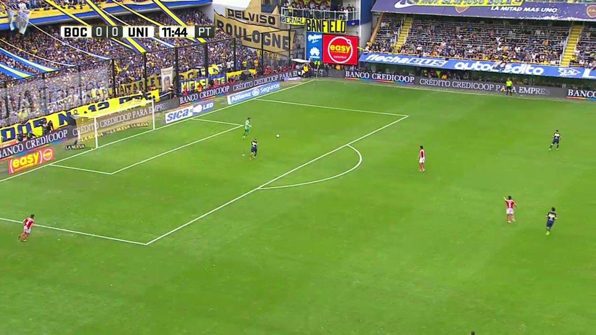 ¡GOL DE BOCA! ¿Quién si no él? Benedetto y el 1-0 ante Unión en 12 del...