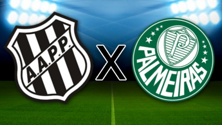 GOOOOLLLL! Guerra faz o segundo para o Palmeiras contra a Ponte. SIGA! https://t.co/mi5zqthzki