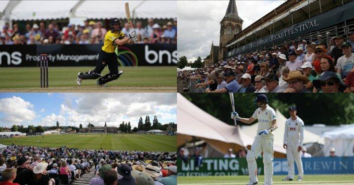 🏏 It's not long to go!  Bring on the Cheltenham Cricket Festival!  Fixtures - https://t.co/7p2zDNQsgI https://t.co/xKpIkh1jQN