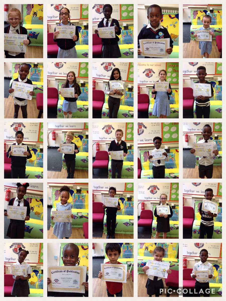 Last weeks Stars of the Week &amp; published authors. Congratulations everyone @HeyPobble #school #primary #Awards <br>http://pic.twitter.com/xXeawncRhi