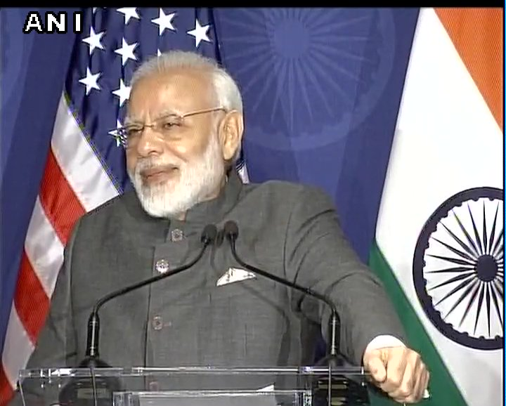 How social media can empower a ministry has been shown by MEA and our External Affairs Minister Sushma Swaraj Ji: PM Modi