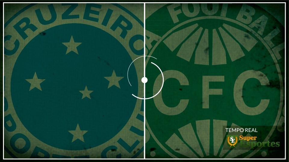 Começa o segundo tempo de Cruzeiro 1 x 0 Coritiba. Siga, em tempo real! https://t.co/M2zTnDrc66