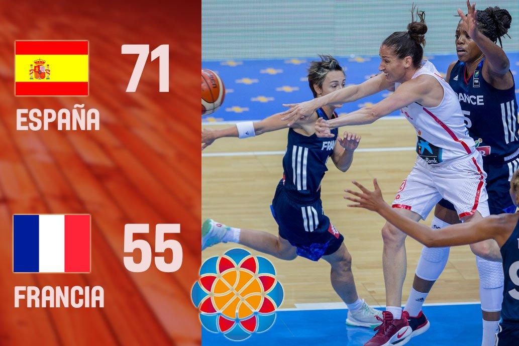 ¡¡¡CAMPEONAS DE EUROPA !!! Tercer oro del baloncesto femenino español...