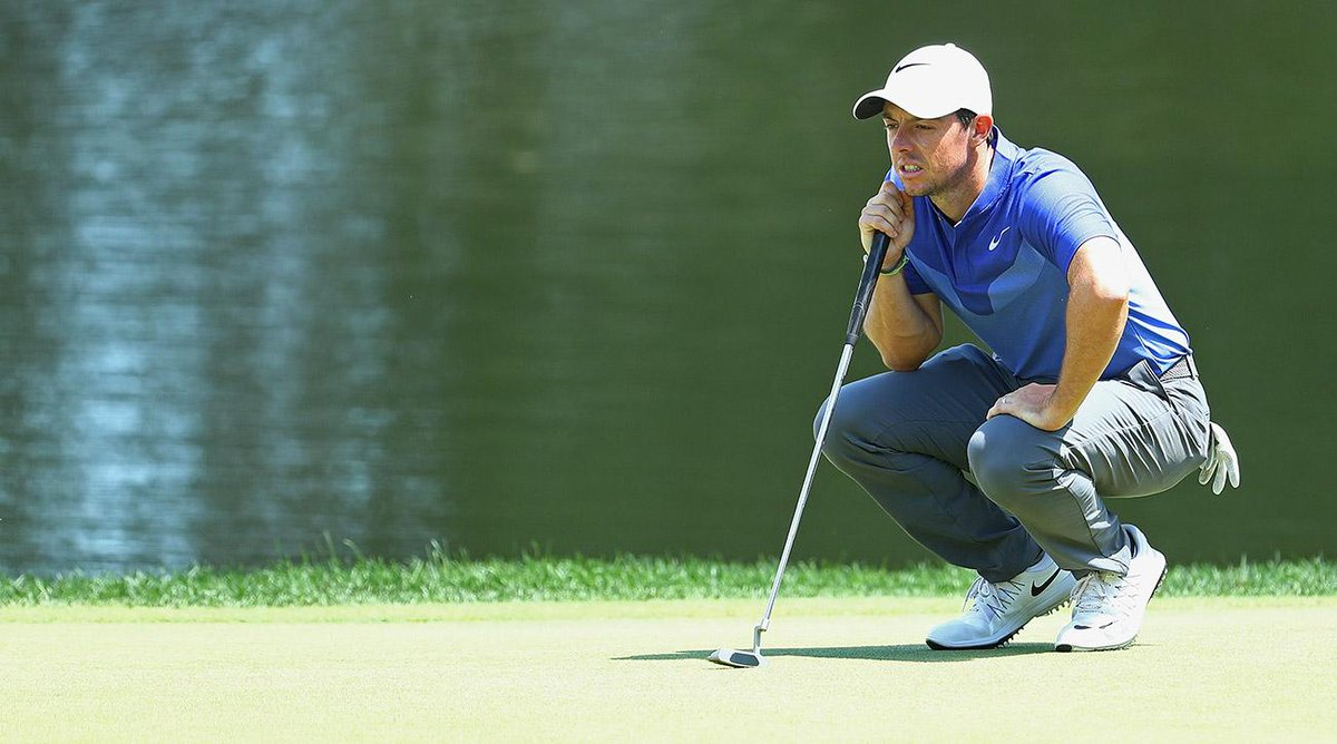 Rory McIlroy fired his lowest round of the season on Sunday after using three different putters in three days - https://t.co/MQ0cE6e51y