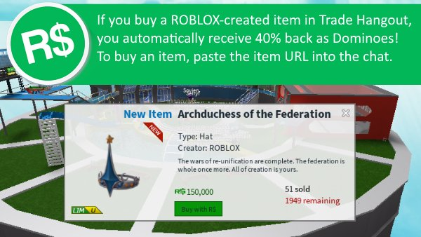 Codes For Trade Hangout Roblox