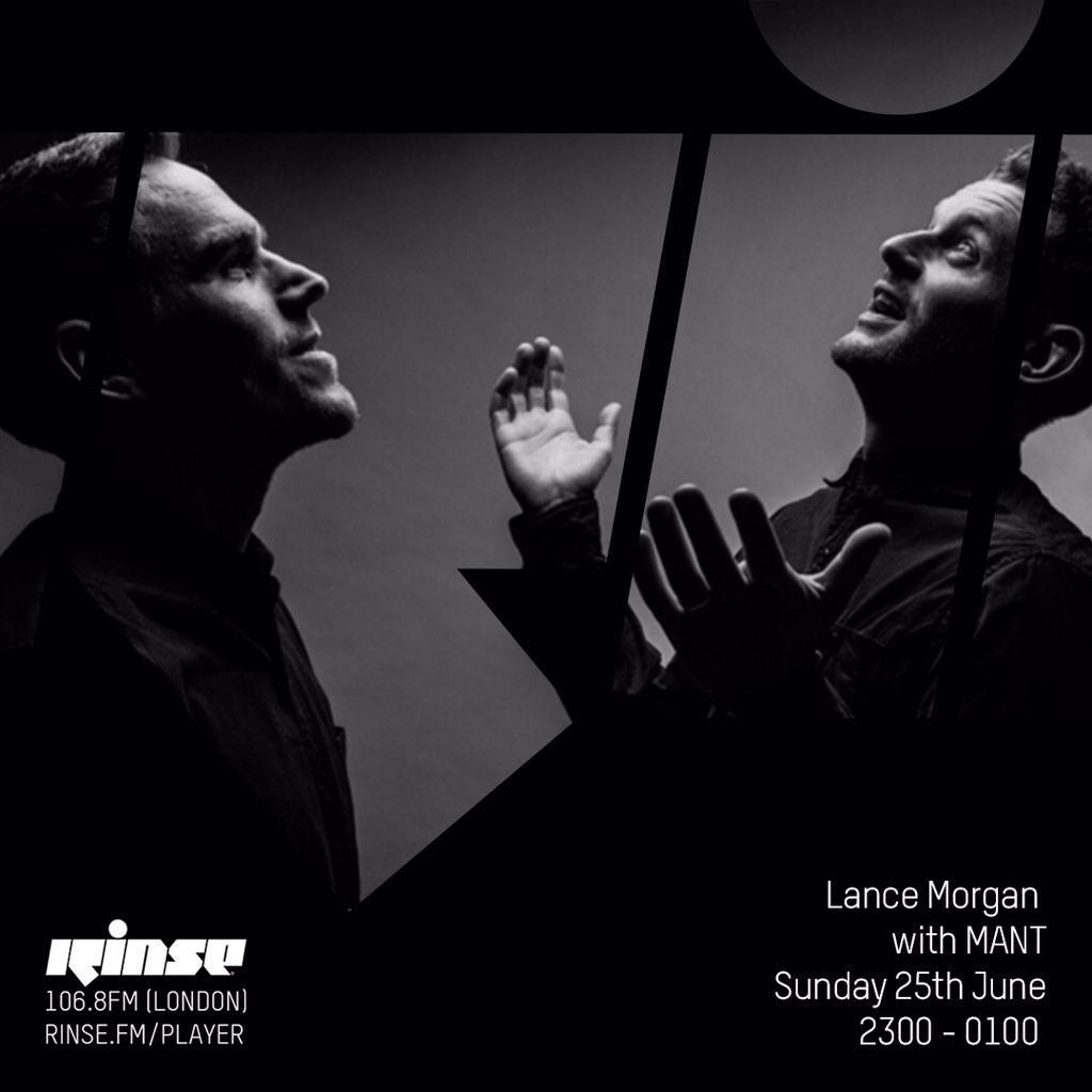 Tonight from 11pm we&#39;re pleased to say we&#39;re in the mix &amp; on the  with @LanceMorganDJ on @RinseFM lock in lock on #RinseFM #techhouse <br>http://pic.twitter.com/z9qQdsCxrw