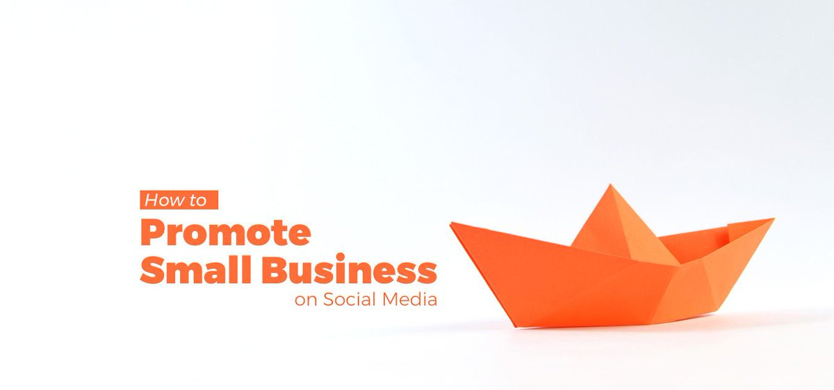 How to Promote Small Business on Social Media https://t.co/52cpltJgoG #smm #DigitalMarketing