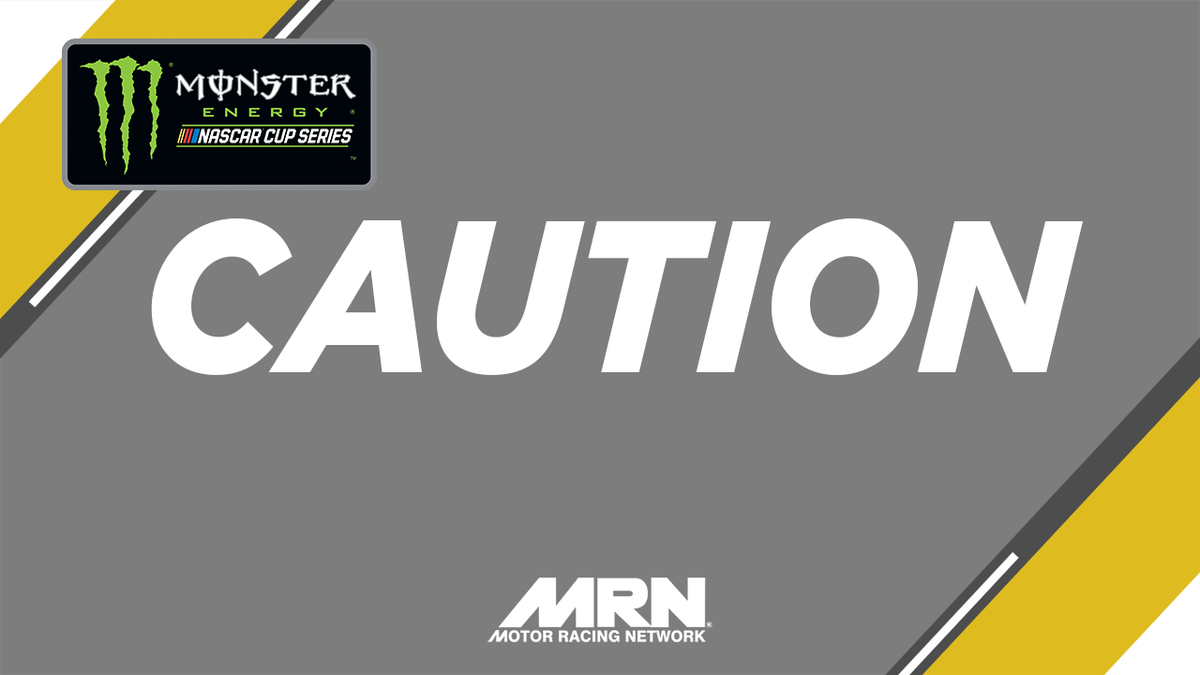 CAUTION out on Lap 38 for debris in Turn 11! 12 laps to go in Stage 2...