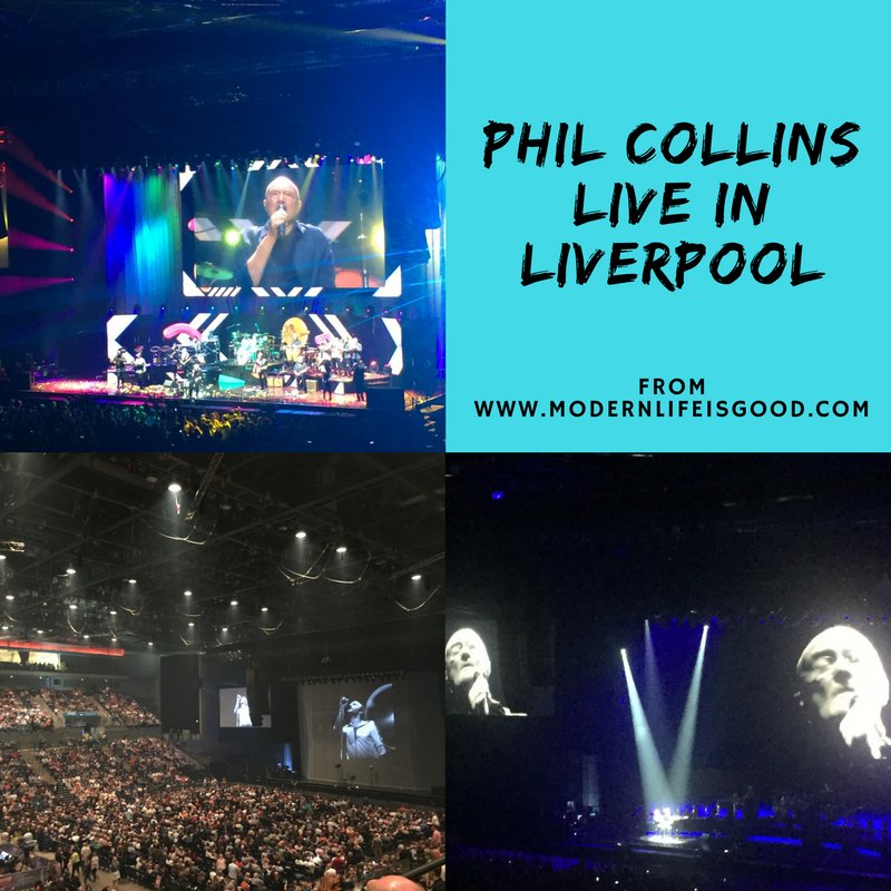 Review of Phil Collins Live 2017  http://www. modernlifeisgood.com/2017/06/04/phi l-collins-at-liverpool-echo-arena-review/ &nbsp; …  … … … … …  #NotDeadYetLive #NotDeadYet #PhilCollins #genesis #ClassicRock #rock <br>http://pic.twitter.com/H1LYfPLwyO