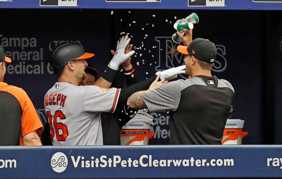 Orioles score three runs in ninth inning, rally to beat Rays, 8-5, win road series https://t.co/c2sii2RnVF