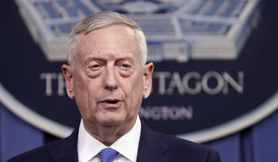 Unshackled from Obama's micromanaging, Pentagon bears blame from Trump when things go wrong. https://t.co/dkiVkiA8oD #military #JamesMattis