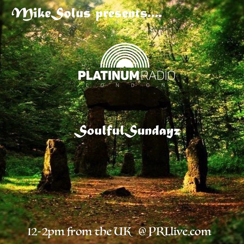 .@platinumradio15 Celebrating 2 years of #SoulfulSundayz today  https://www. mixcloud.com/PlatinumRadioL ondon/mike-solus-presents-soulful-sundayz-2nd-birthday-show-prllivecom-25617/ &nbsp; …  #Chill #OldSkool #NuDisco #Housemusic <br>http://pic.twitter.com/szolWiGjQP