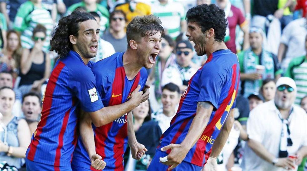 🔵🔴 El Barça B, a Segona! Així ho hem viscut als micròfons del @totgira...