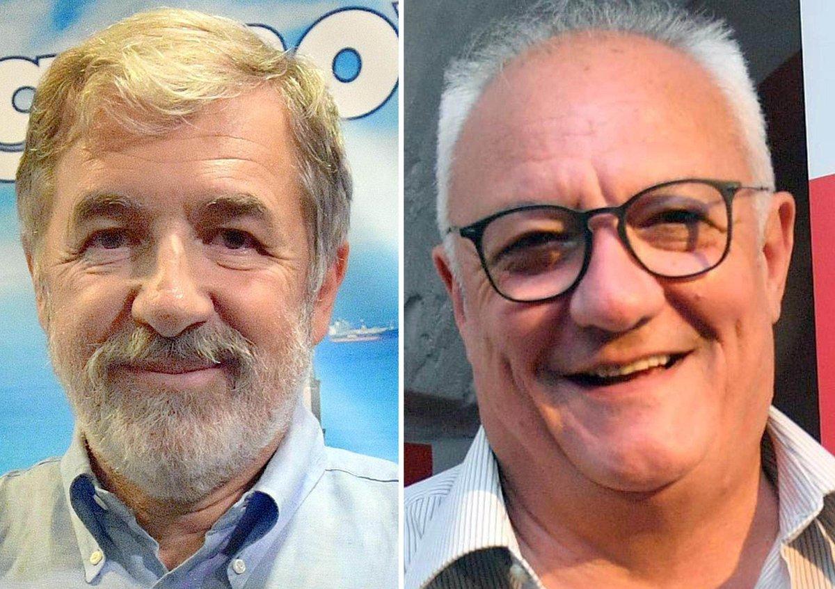 A Genova exit poll Bucci (centro-destra) 52-56% e Crivello (centro-sin...