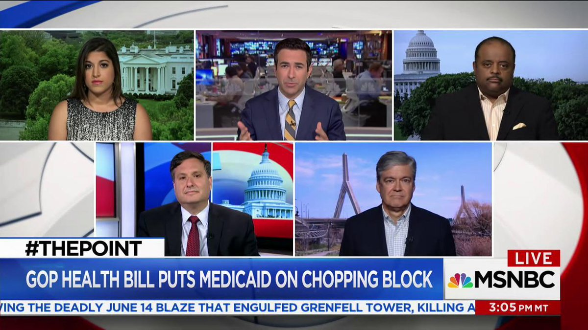 Now on @MSNBC: A vote is scheduled this week on the GOP health care pl...