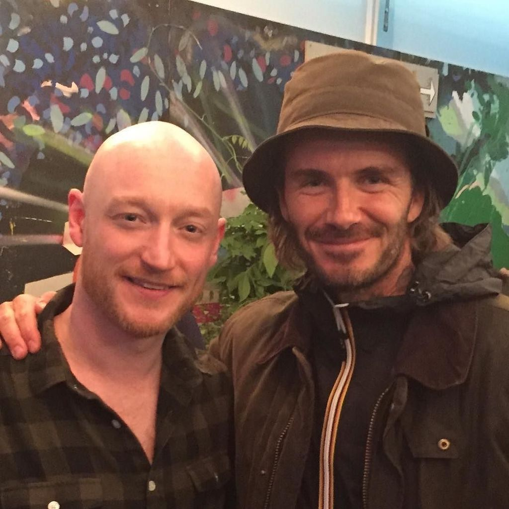 David was so excited to meet the drummer from biffy clyro x https://t....