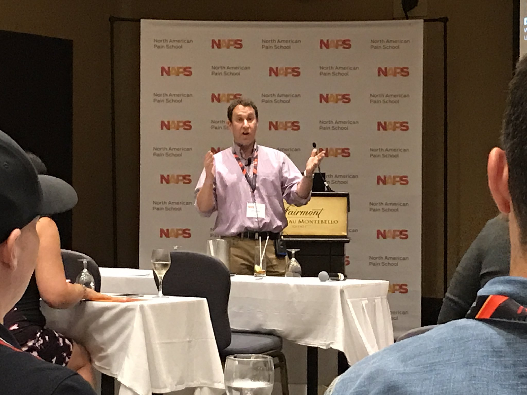The North American Pain School starts!! Really excited! #NAPainSchool https://t.co/eUDsB9BtlE