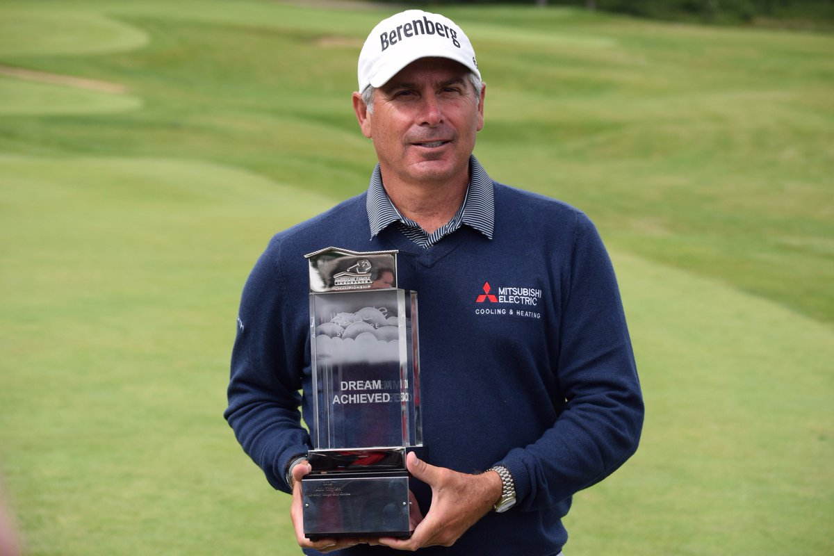 Congratulations to 2017 #AmFamChamp winner, Fred Couples! https://t.co...