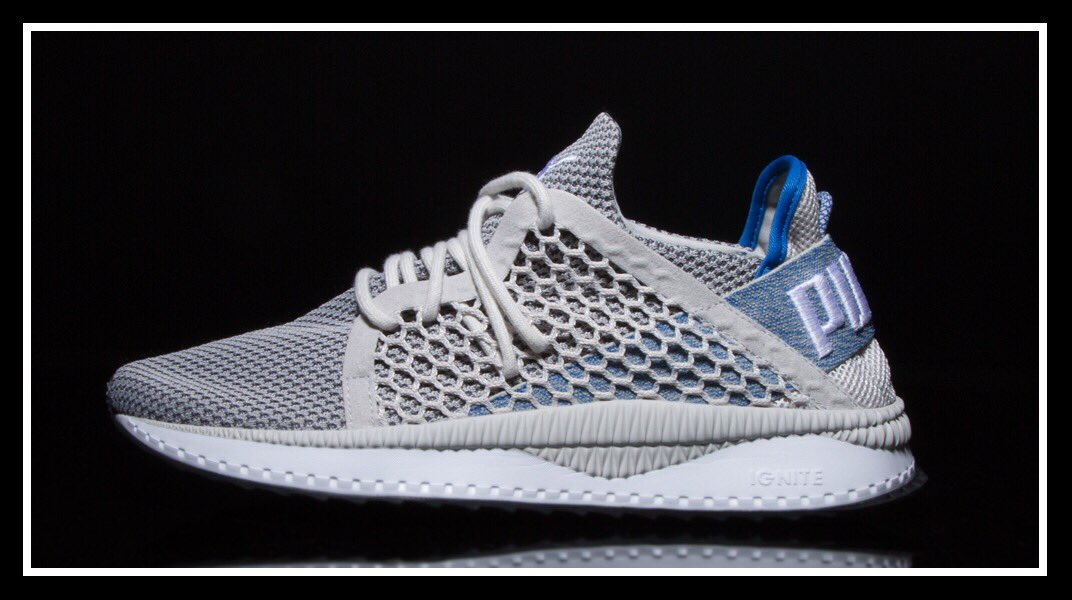 Lace it how you want. The new #Puma Tsugi Netfit is available at now at Champs! <br>http://pic.twitter.com/VJQvcLLI9a