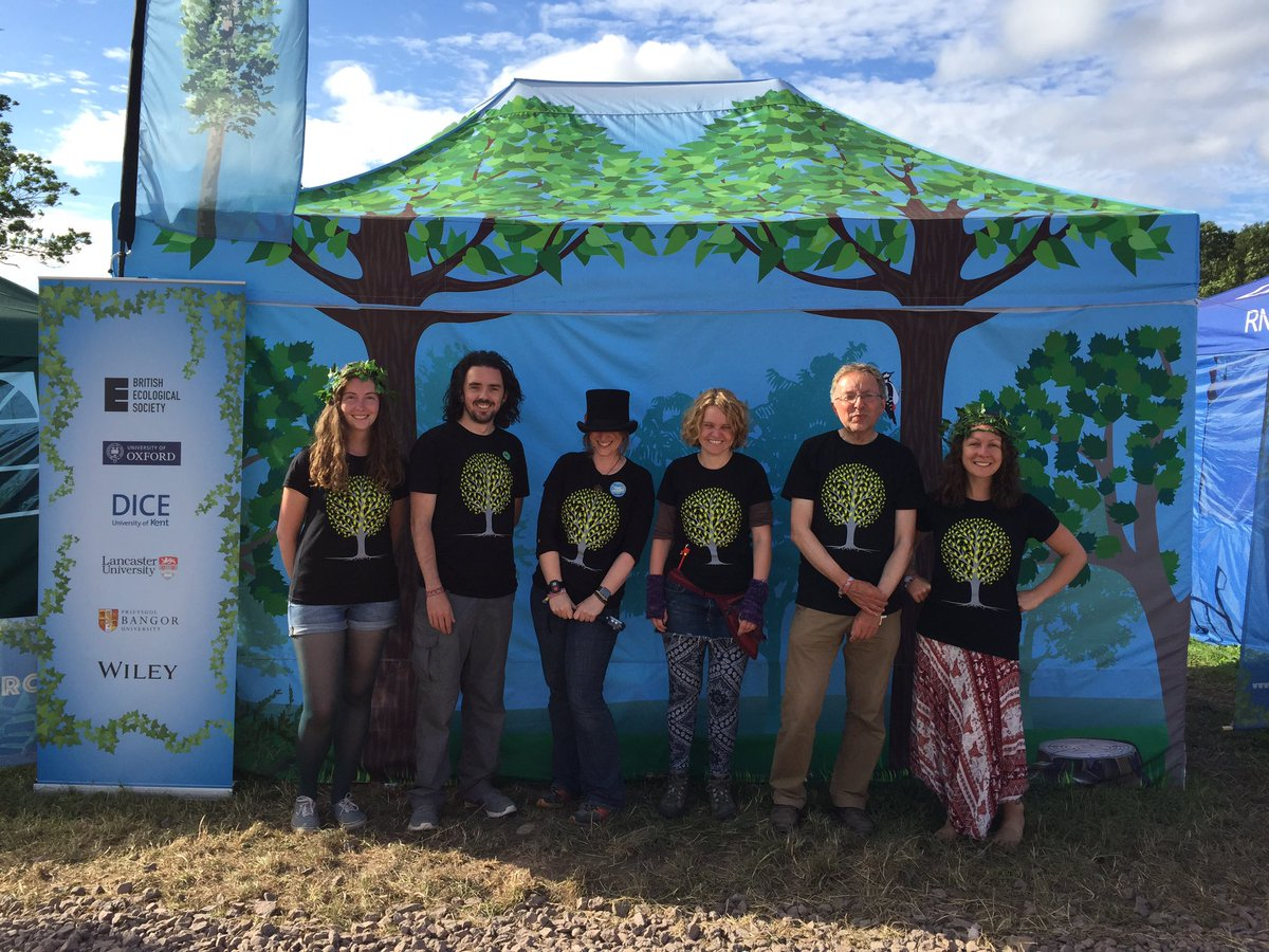Thanks #Glastonbury2017 - an amazing festival, lovely people and loads of fun with ecology! Signing off #festivalbugs - &#39;til next time! <br>http://pic.twitter.com/rEHotr42Zd