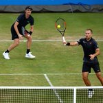 Tennis: @jamie_murray & Bruno Soares 2017 men's doubles C...