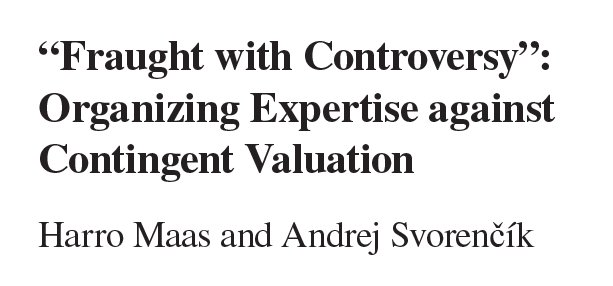 3/ Public trustees used contingent valuation method to estimate damage. Exxon's response surveyed by Maas&Svorencik https://t.co/zocJtkNhhr https://t.co/68teqwRp9u