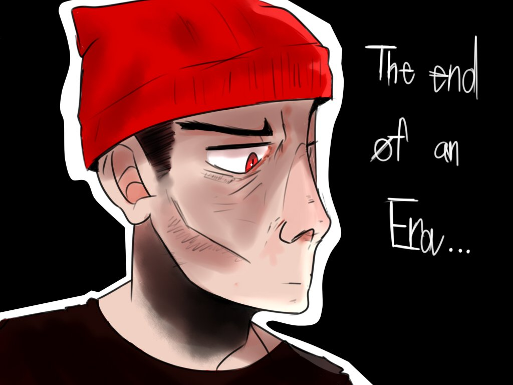 ---The end of an Era---  #Blurryface #cliqueart #clique <br>http://pic.twitter.com/nb7gMdp0RO