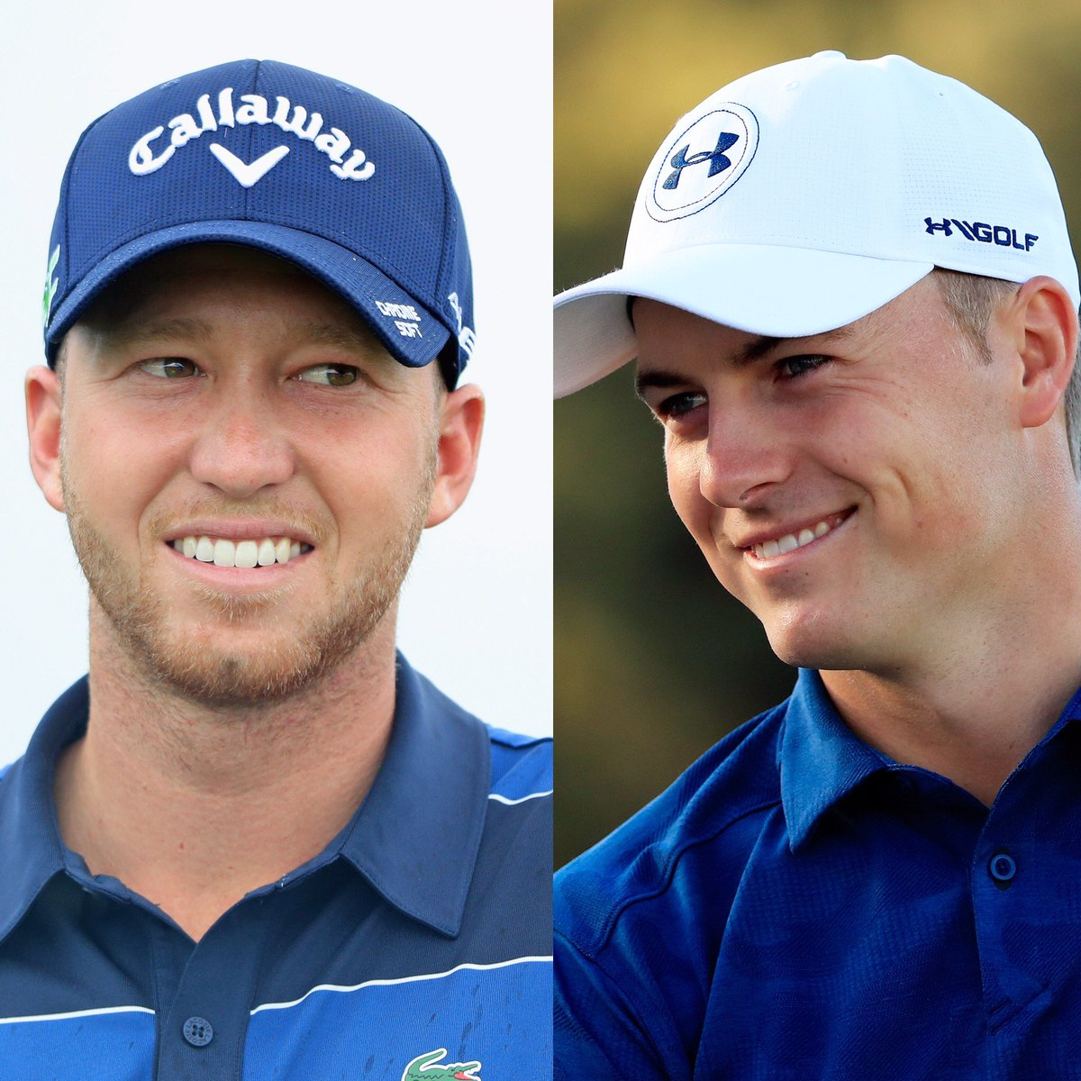 Daniel Berger vs. Jordan Spieth for the @TravelersChamp!  Playoff hole...