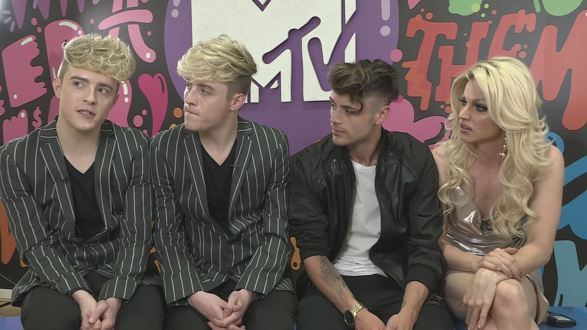 MTVs SingleAF Part1: Jedward are looking for love -   - #Entertainment
