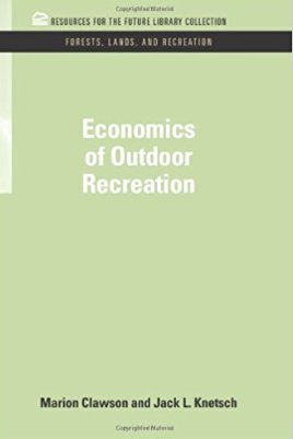 8/in late 50s, @RFF_org econs Marion Clawson & Jack Knetsch developed travel cost method to approach how consumers value outdoor recreation https://t.co/q2CkegolgT