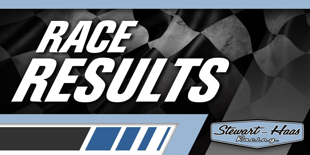 🏁 SHR Results at @RaceSonoma:  @KevinHarvick WINS! @ClintBowyer P2 @Ku...