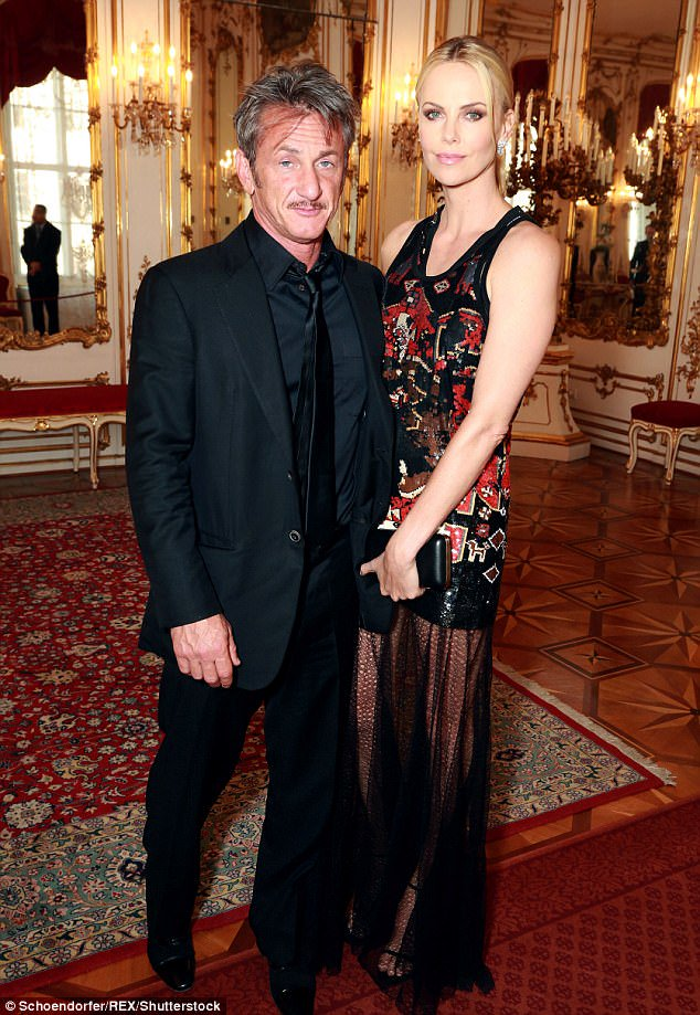 Who is charlize theron dating today