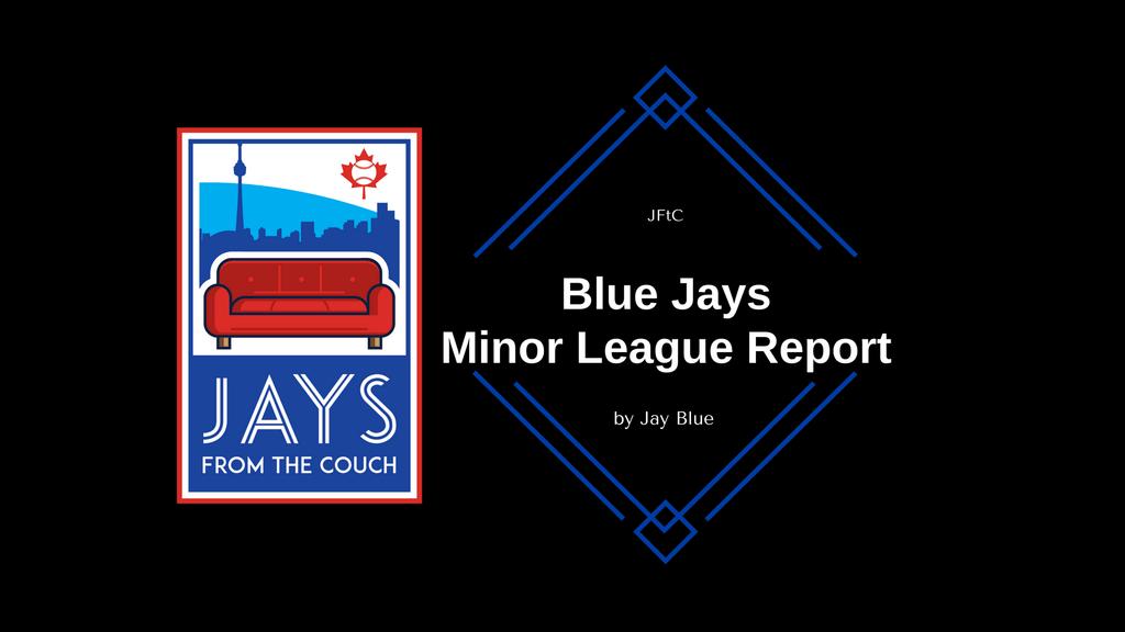 .@JaysFromCouch #BlueJays MiLB Report: Ryan Noda Swings It in Bluefiel...
