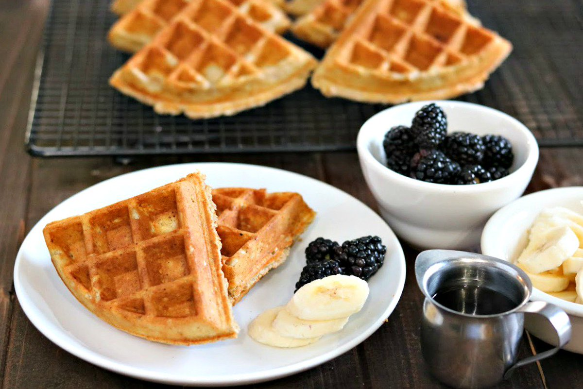 Homemade from scratch #Fresh #Oatmeal #Waffles - a delicious #breakfast for every day!  http:// bit.ly/2iwJEiS  &nbsp;  <br>http://pic.twitter.com/ZHbVMKOIhm